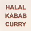 Halal Kabab and Curry