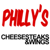 Phillys Cheesesteaks and Wings